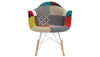 The Eiffel Rocker Chair, Multi