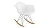 Eiffel Rocker Chair White
