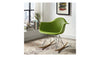 Eiffel Rocker Chair Green