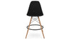 Eiffel Counter Stool, Black