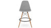 Eiffel Counter Stool, Grey