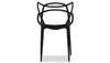 Nest Style Dining Chair - Black