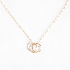 Convertible Midi Ring Necklace - on-holiday