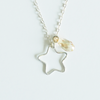 Littlest Gem Necklace