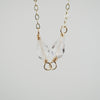 Long Quartz Crystal Necklace - on-holiday