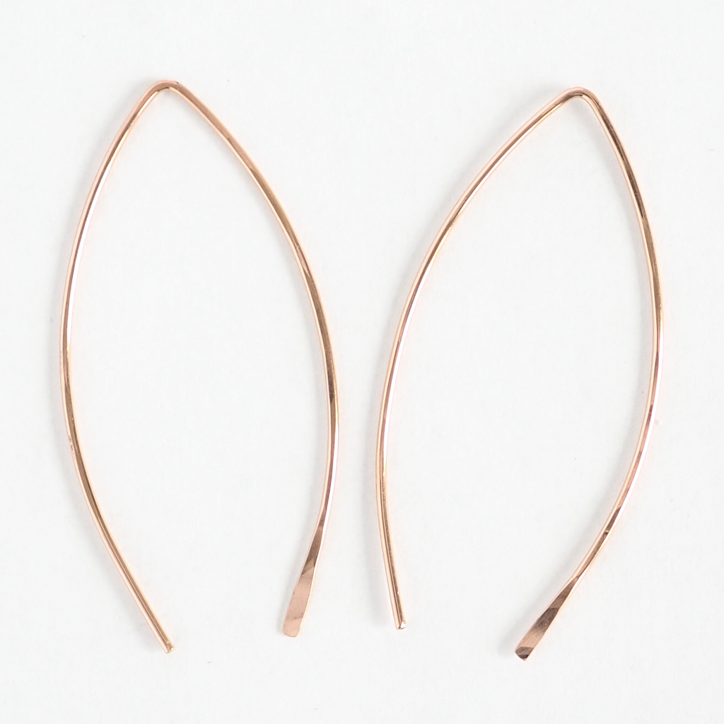 Wishbone Earrings - on-holiday