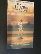 For Love of the Game (VHS, 2000, Special Edition) Brand New - Sealed