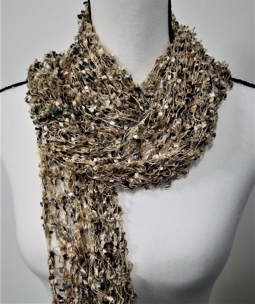 Beautiful Unique Lightweight Versatile Woven Fashion Accessory Scarf/Wrap