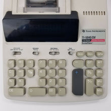 Texas Instruments TI-5045 SV Desk Printing Calculator - Used - Works Great!