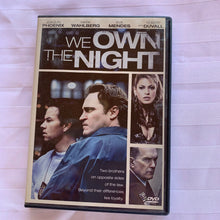We Own The Night (DVD, 2008)