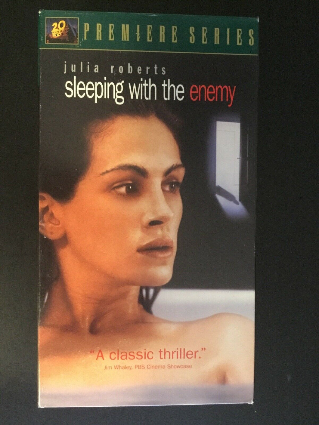 Sleeping With the Enemy (VHS, 1991)