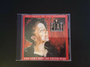 The Voice of the Sparrow: The Very Best of Édith Piaf by Édith Piaf (CD,...