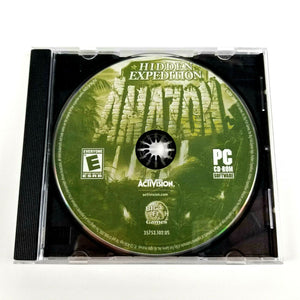 Hidden Expedition AMAZON (PC CD-Rom Video Game 2009) Rated E (Everyone)
