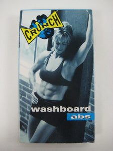 Crunch Washboard Abs - Video Cassette (1995)