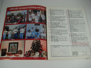 Crimson Collection Cream Of The Crop 1988-89 Order Mailer- Collectible!Alabama!