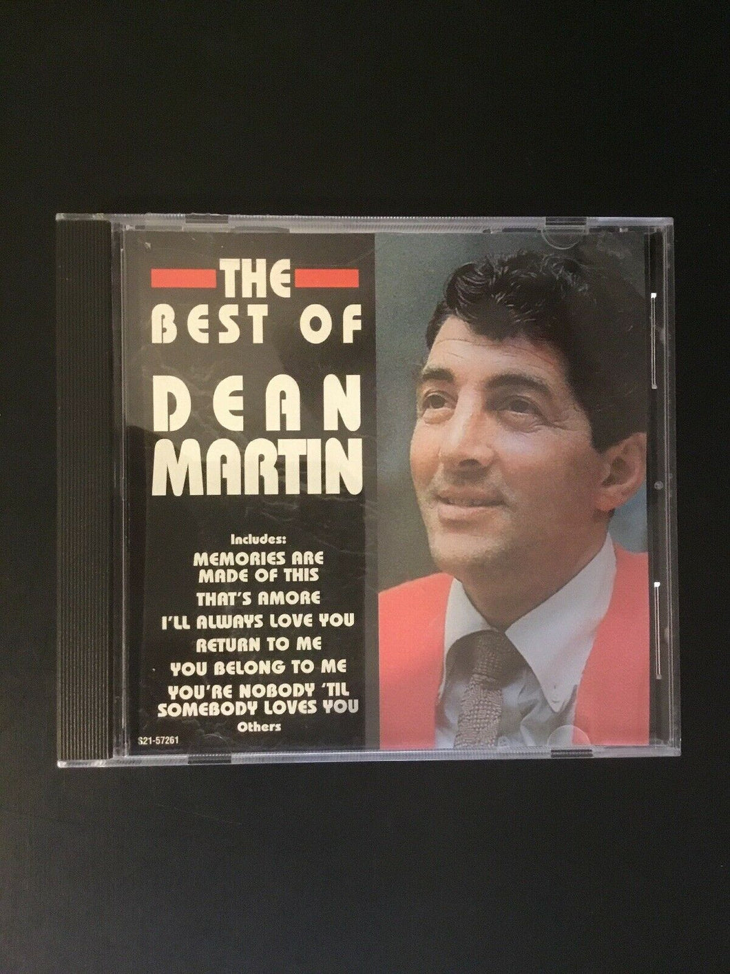 The Best of Dean Martin [Cema] by Dean Martin (CD, Mar-1997, EMI-Capitol Special