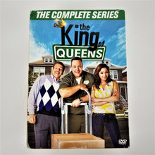 """The King of Queens"" TV Comedy Series - ALL 9 Seasons - DVD 27 Disc Set"