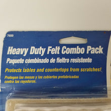 SoftTouch Heavy Duty Self Stick Felt Pad Combo Pack to Help Prevent Scratches