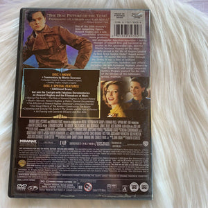 The Aviator (DVD, 2005, 2-Disc Set, Widescreen)