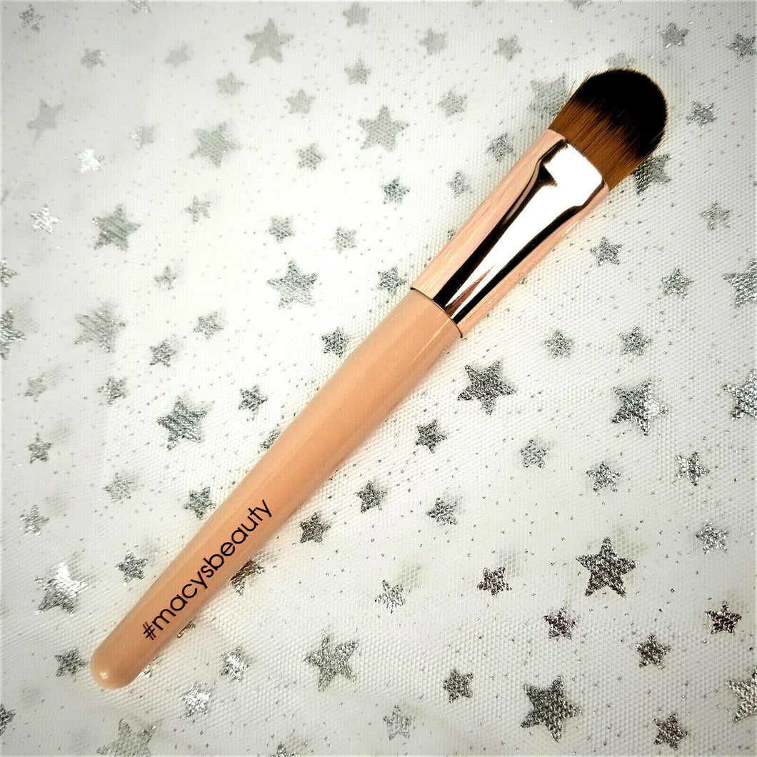 Macysbeauty Foundation Brush Makeup Brush - Apx 6.75