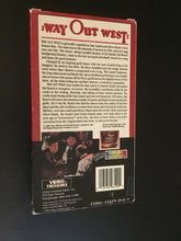 Way Out West (VHS)