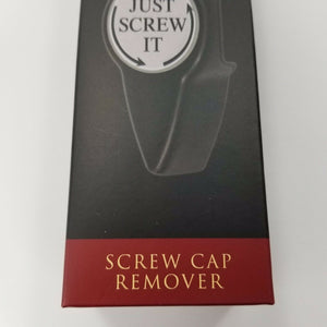 JUST SCREW IT Easy Twist Screw Cap Remover for Bottle Caps - NEW!