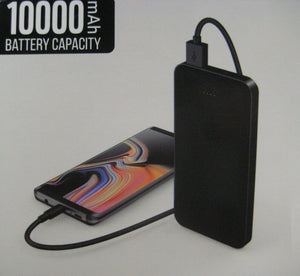 10000mah Battery Charger Pack Dual USB Palm Size for iPad iPod iPhone,Samsung!
