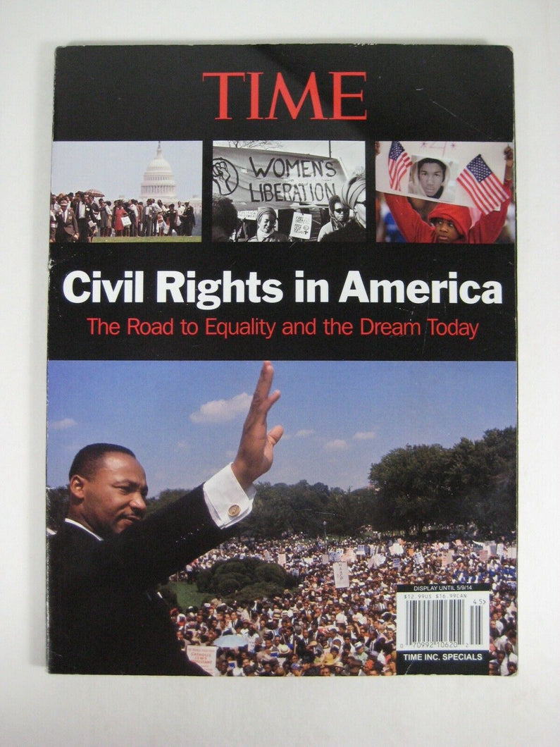 TIME CIVIL RIGHTS IN AMERICA The Road To Equality