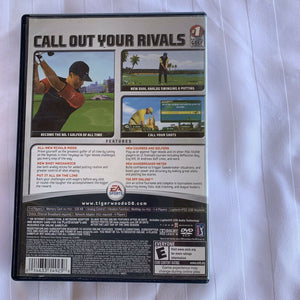 Tiger Woods PGA Tour 06 (Sony PlayStation 2, 2005)