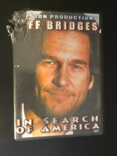 In Search of America (DVD, 2003)Disc Very Good, Case Has Damage