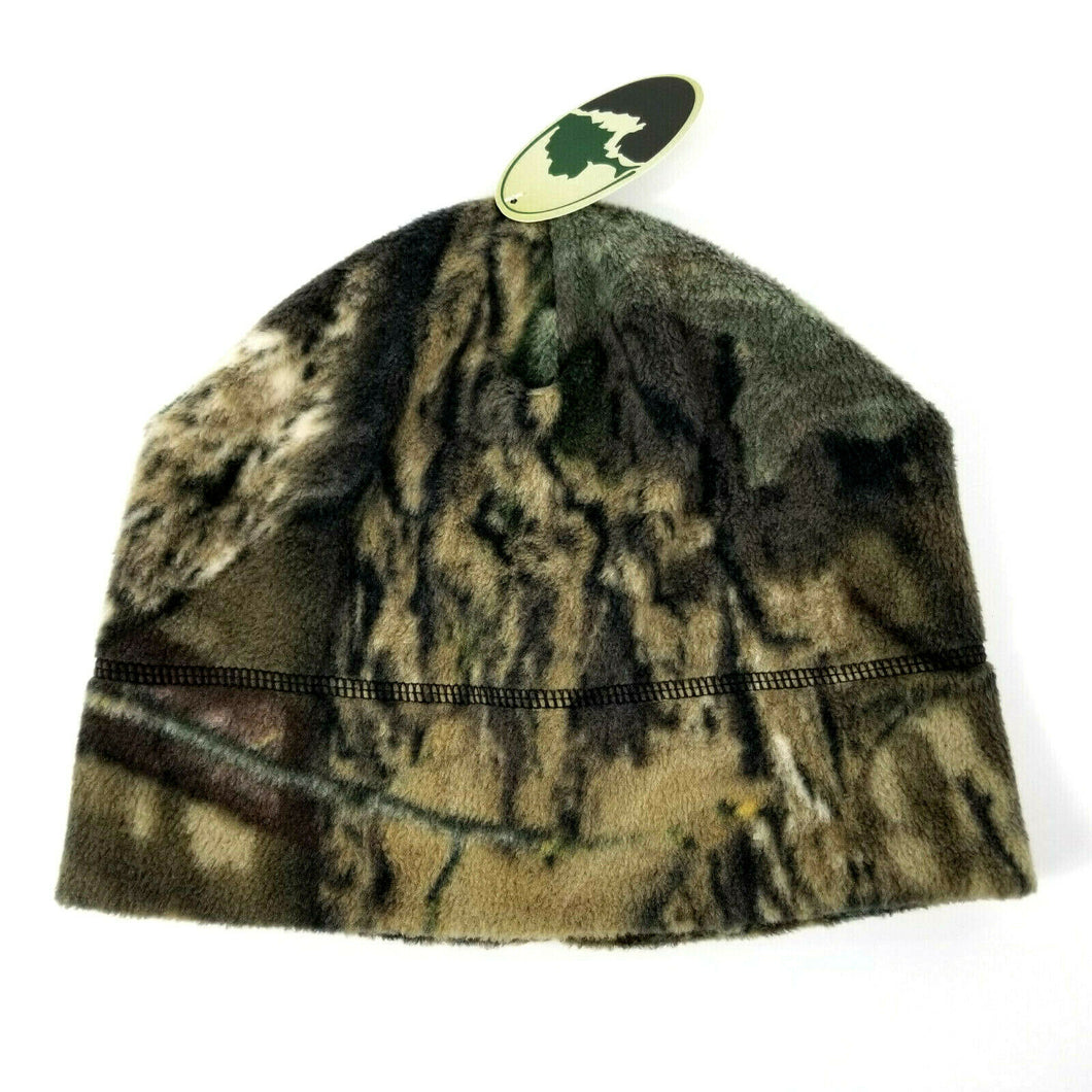 Camouflage Cap Soft Beanie Mossy Oak - Mens One Size fits Most