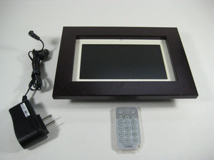 "Coby DP-702 7"" Digital Picture Frame. Used"