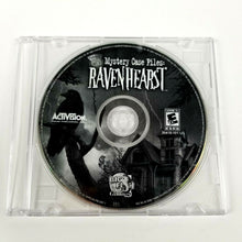 Mystery Case Files: RAVENHEARST Big Fish Games (PC CD-Rom 2007) Video Game