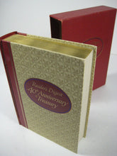 Readers Digest 40th Anniversary HC with Slipcase
