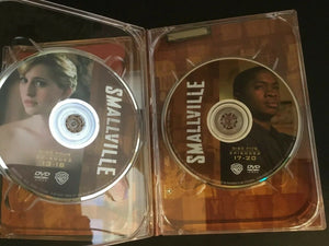 Smallville - Season 1 (DVD, 2003, 6-Disc Set)