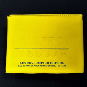 "Perfect Collection ""PERFECT YELLOW"" Eau de Parfum - 3.3 fl oz"