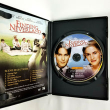 Finding Neverland (DVD, 2005, Full Screen)  Rated PG