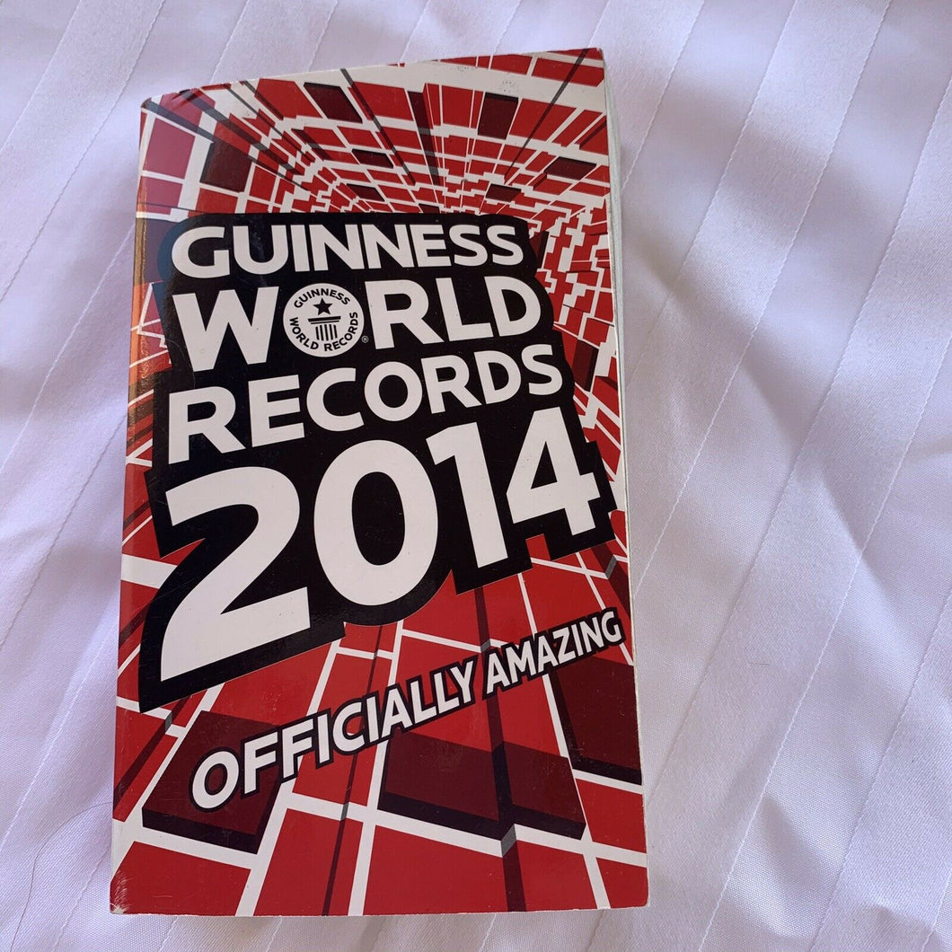 Guinness World Records 2014 (2014, Paperback)