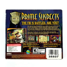 Mystery Case Files: Prime Suspects (AcTiVision PC CD-Rom Video Game 2007)Rated E