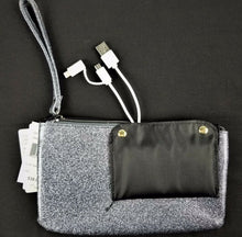 JADE & DEER Charging Wallet/Purse Mobile Power Bank for SmartPhones iPads & more