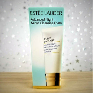 ESTEE LAUDER - Advanced Night Micro Cleansing Foam 1Fl Oz/30ml Tvl Sz NEW in BOX