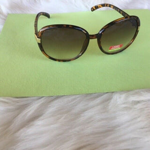 NWOT Women's Soft Corner Fashion Sunglasses - Tortoise - Brown Gradient Lens