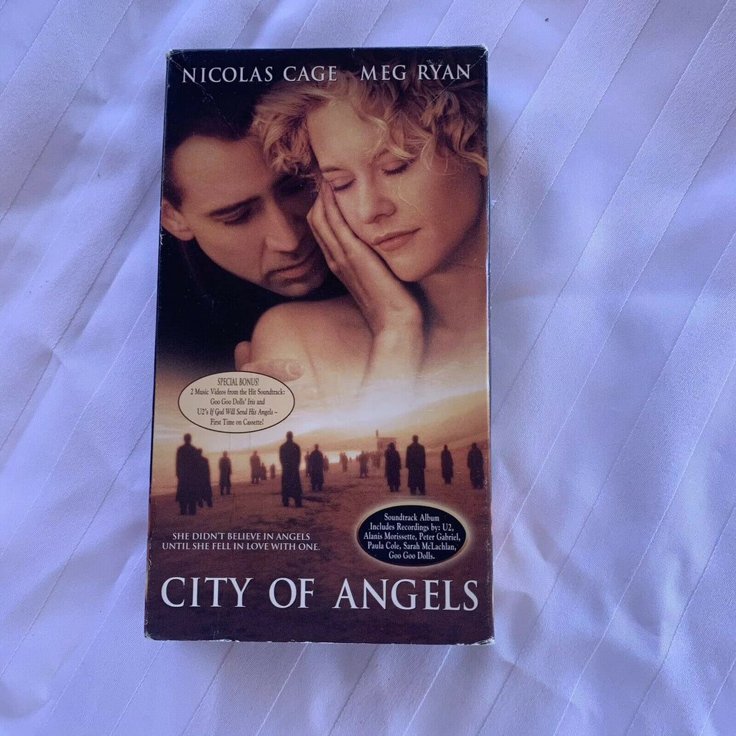 City of Angels (VHS, 1999, Collectors edition)