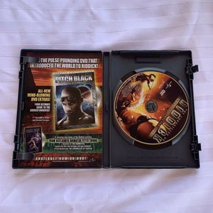 Chronicles of Riddick (DVD, 2004, Unrated Directors Cut - Widescreen)