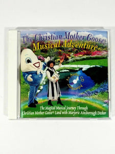 """Christian Mother Goose Musical Adventure"" CD by Marjorie Ainsborough Decker"