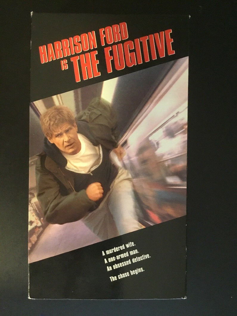 The Fugitive (VHS, 1994)
