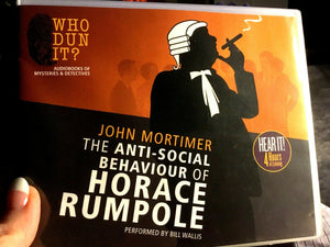 The Anti-Social Behaviour of Horace Rumpole [ Mortimer, John ] Used - Excellent!