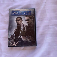 Miami Vice (DVD, 2006, Unrated Directors Edition Anamorphic Widescreen)