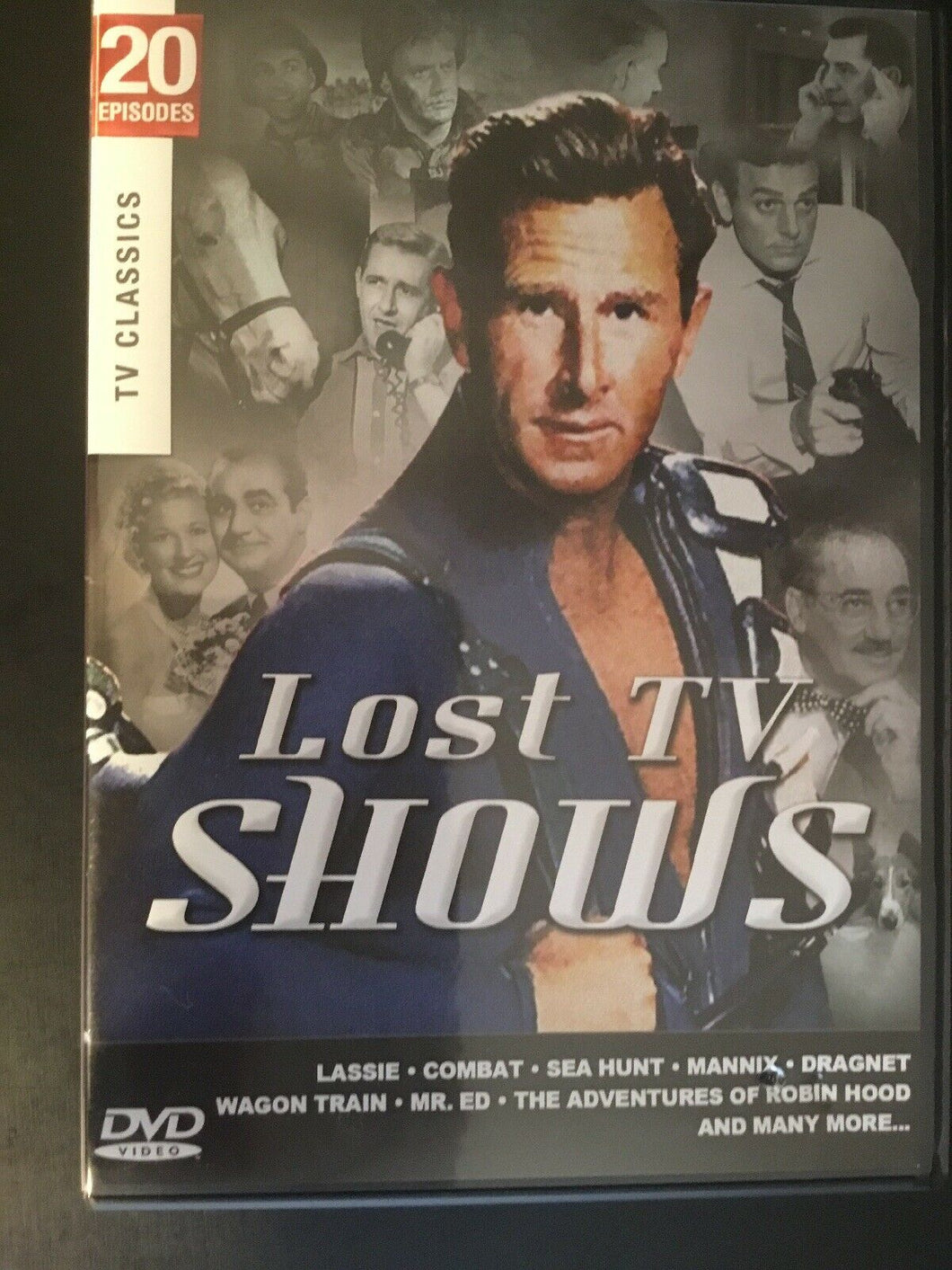 Lost Tv Shows Dvd