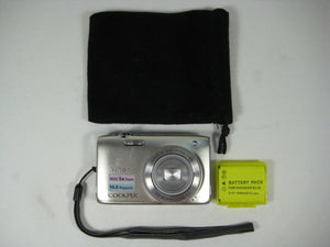 Collectible NIKON Cool Pix 14.0 Megapixel Wide 5X Zoom..Beauty FREE SHIPPING